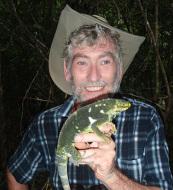 Yaqaga PHarlow and Female Iguana