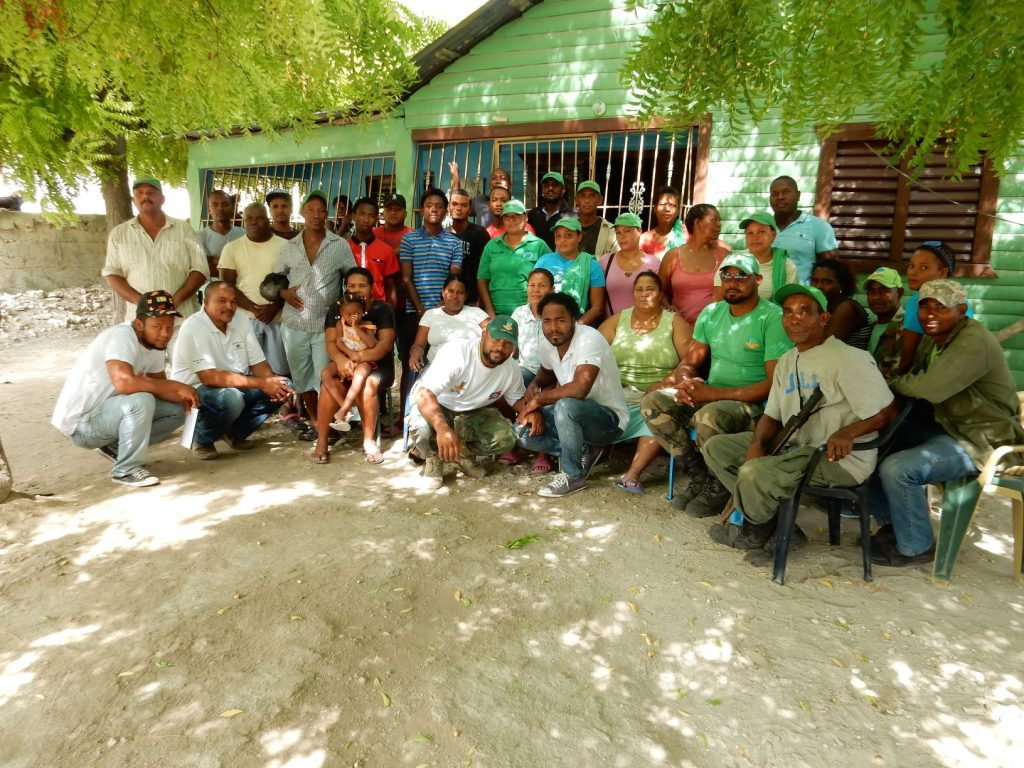 Agroforestry and restoration workshop Dominican Republic