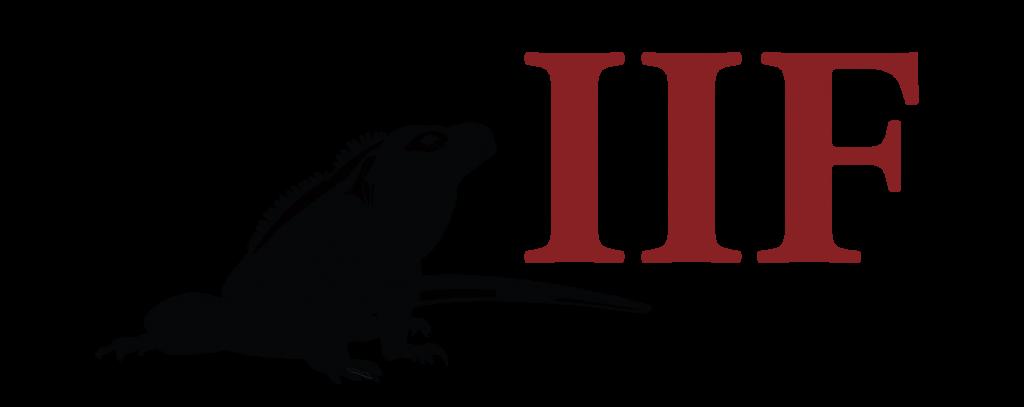 International Iguana Foundation Logo